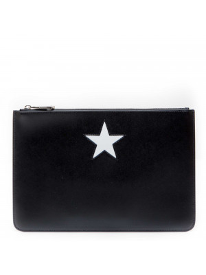Givenchy Givenchy Classic Pouch M zwart Accessoires