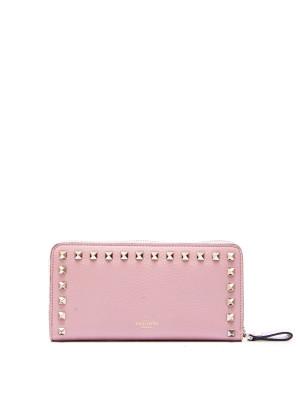 Valentino Valentino zip continent wallet
