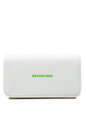 Balenciaga Balenciaga wallet + chaine