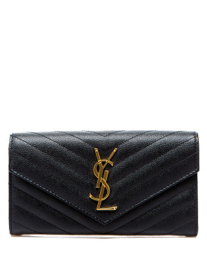 Saint Laurent Saint Laurent ysl women wallet(174y)mono