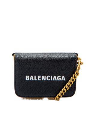 Balenciaga Balenciaga wallet + chain