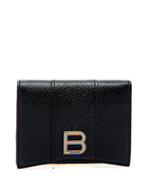 Balenciaga Balenciaga credit card holder black