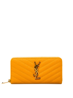 Saint Laurent Saint Laurent ysl zip around wallet