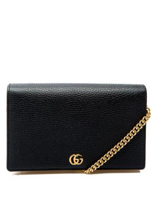 Gucci Gucci w wallet(661s)petit marm