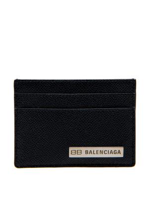 Balenciaga Balenciaga plate card holder