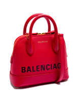Balenciaga handb shoulderstr rood