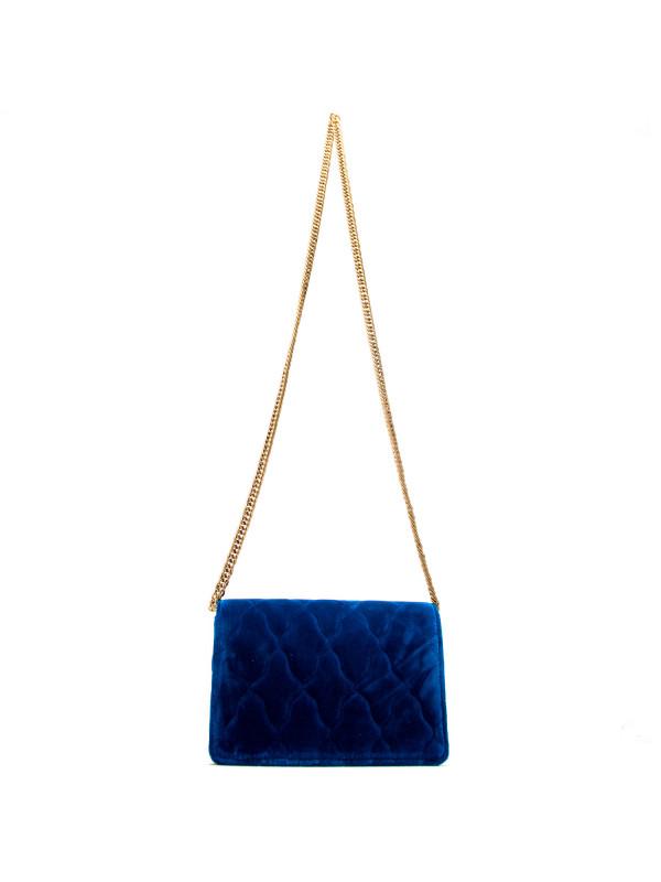 Balenciaga handb shoulderstrap blauw