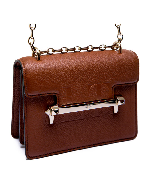 Valentino Garavani shoulder bag bruin