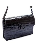 Balenciaga handb shoulderstrap zwart