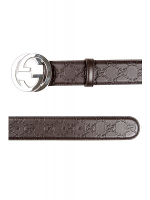 Gucci Gucci belt gucci signature
