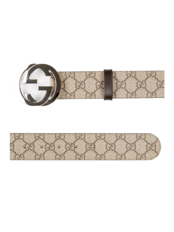 Gucci belt w.40 int. bruin