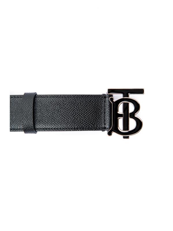 Burberry mb tb 35 enamel tt8 zwart