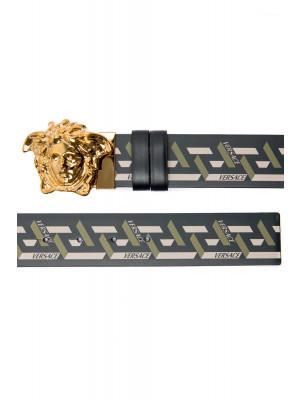 Versace Versace belt calf print