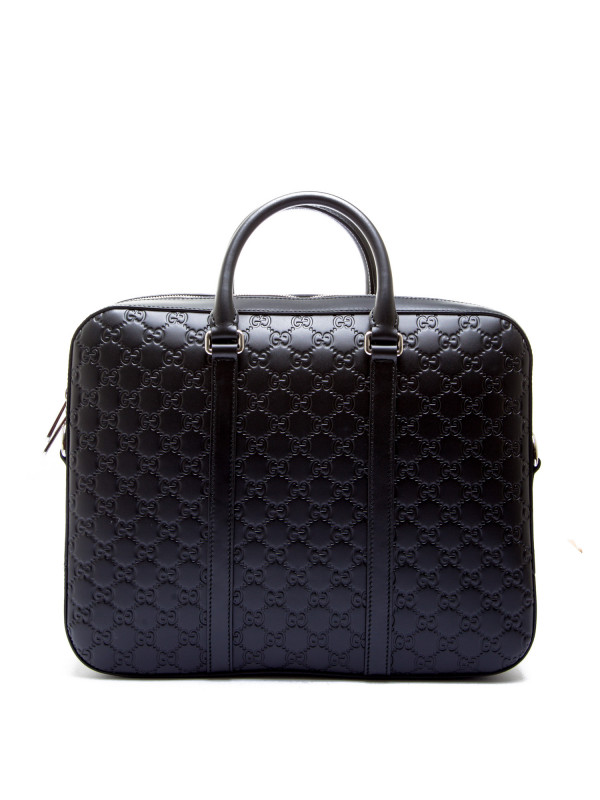 Gucci briefcase zwart