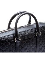 Gucci briefcase zwart