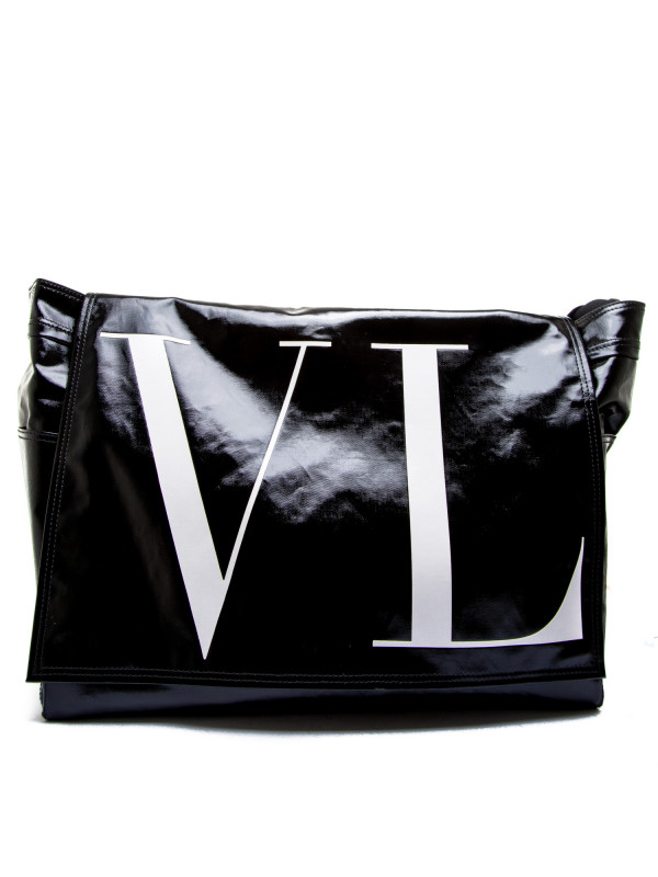 Valentino Garavani medium messenger zwart