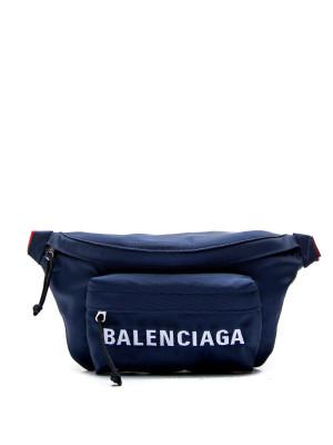 Balenciaga Balenciaga wheel belt pack