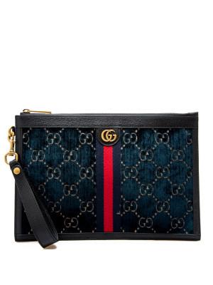 Gucci Gucci pouch gg velvet