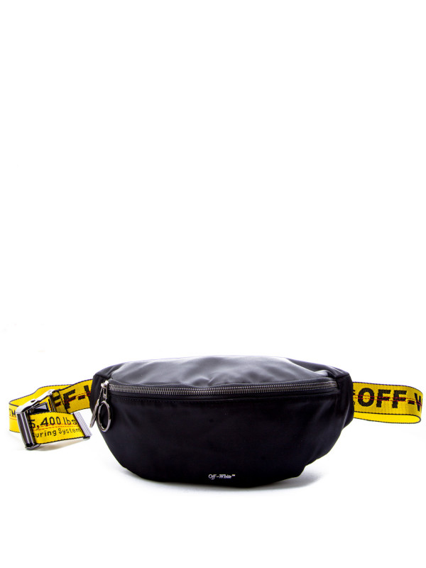 Off White carryover fannypack zwart