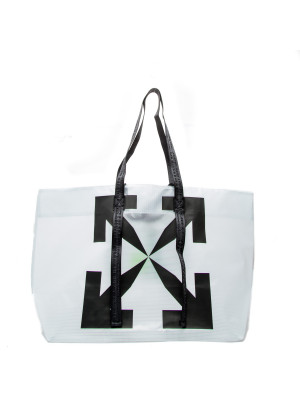 Off White Off White arrow tyvek tote
