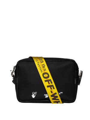 Off White Off White logo nylon crossbody
