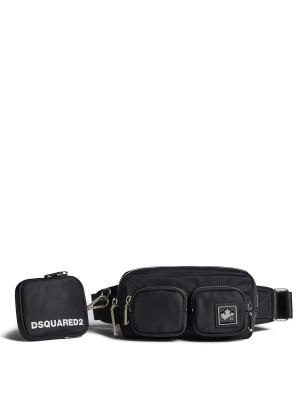 Dsquared2 Dsquared2 leaf belt bag