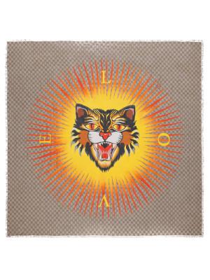 Gucci Gucci shawl gg sun 140x140
