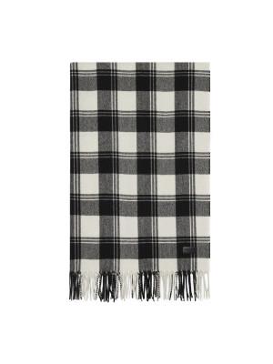 Saint Laurent Paris Saint Laurent Paris scarf st madras lane ws/wo