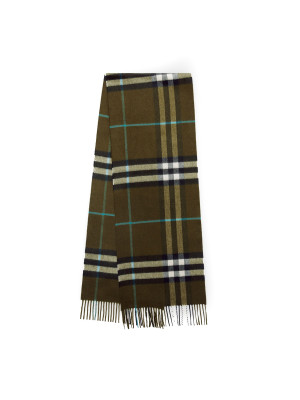 Burberry Burberry  giant chk scarf