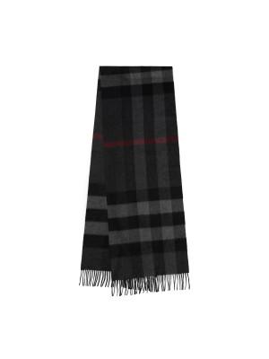Burberry Burberry  half mega scarf