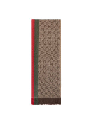 Gucci Gucci scarf verbier 37x180