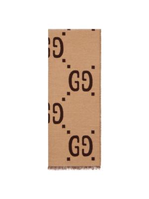 Gucci Gucci scarf gg freedom 35x190