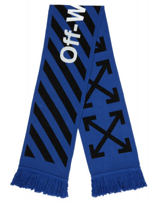 Off White Off White arrow scarf