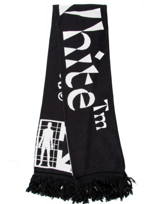 Off White Off White half arrow man scarf