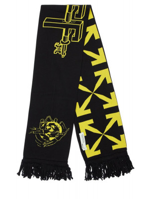 Off White Off White universal key scarf