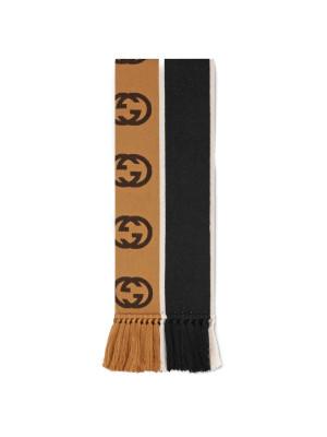 Gucci Gucci scarf jergy frin 35x180