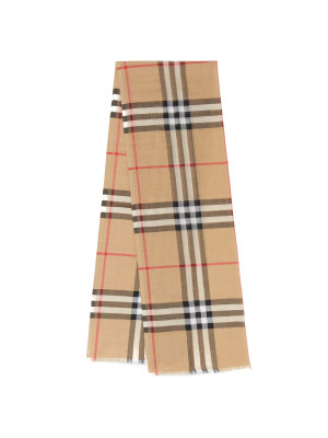 Burberry Burberry  giant check gauze