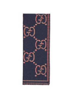 Gucci scarf sten mix 47x180