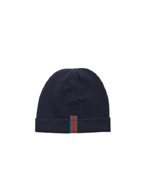 8e720dfe4dd Gucci Hat Knit Blue