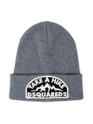 Dsquared2 Dsquared2 knit hat doppio
