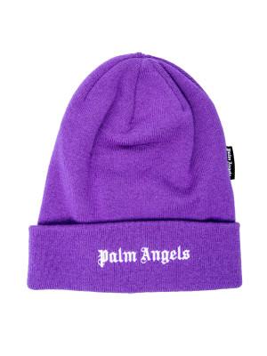 Palm Angels  Palm Angels  logo beanie