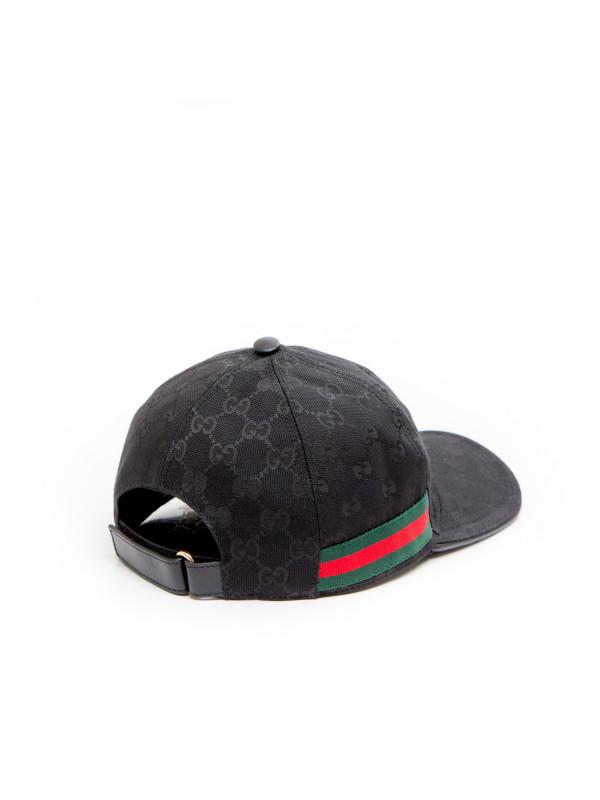 Gucci hat zwart