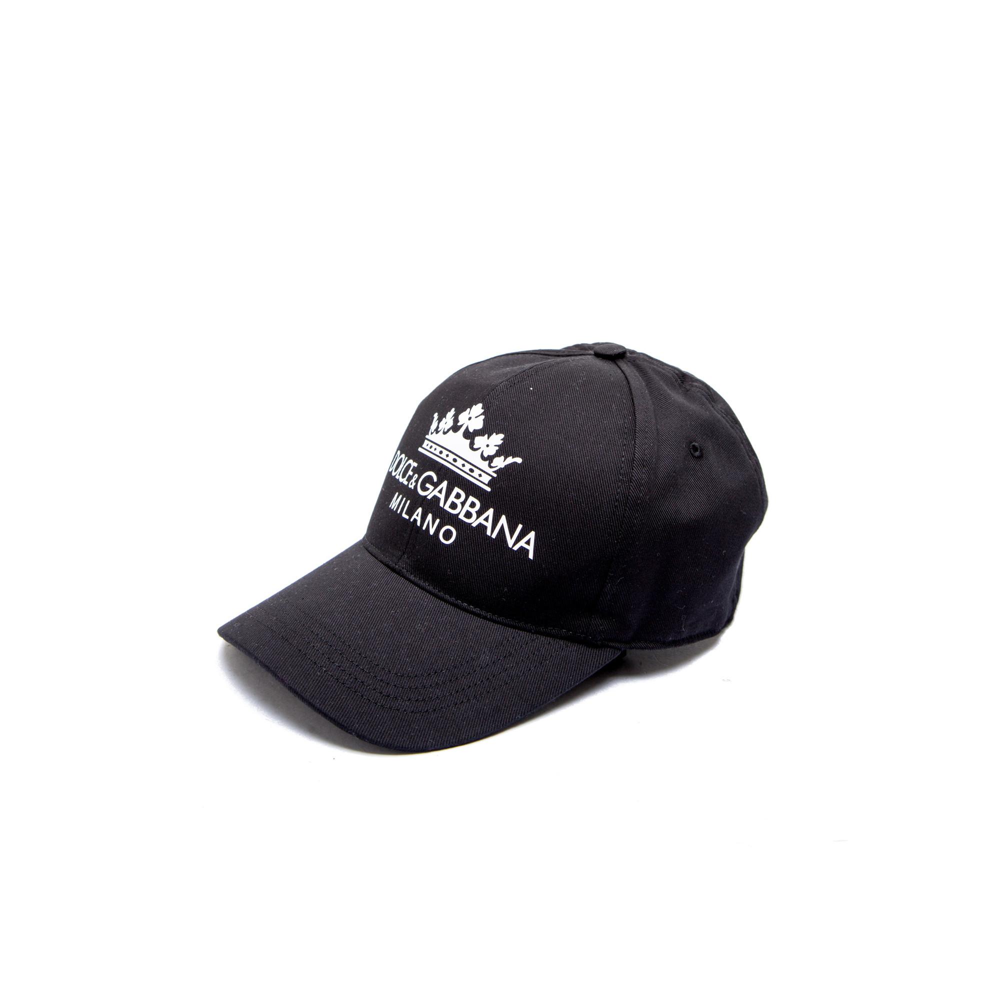 Dolce   Gabbana rapper hat black Dolce   Gabbana rapper hat black -  www.derodeloper ... ef789db9b3f