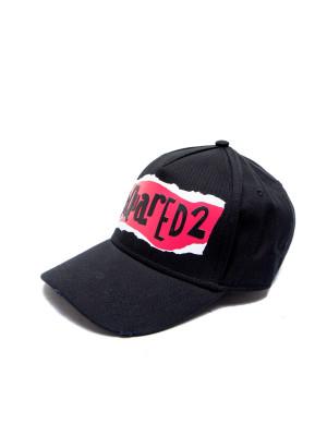 Dsquared2 Dsquared2 baseball cap logo