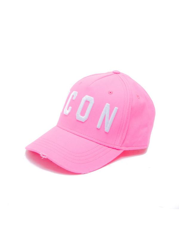 15a427cd6 Dsquared2 Baseball Cap Icon Pink | Derodeloper.com
