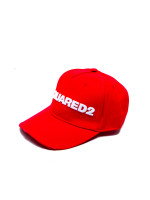 Dsquared2 baseball cap ds2 rood