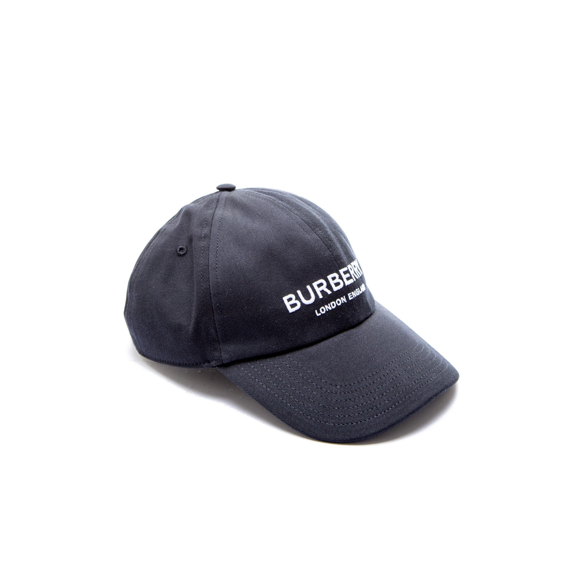 976cb1ecd75ca Burberry casual baseball cap zwart · Burberry casual baseball cap zwart ...