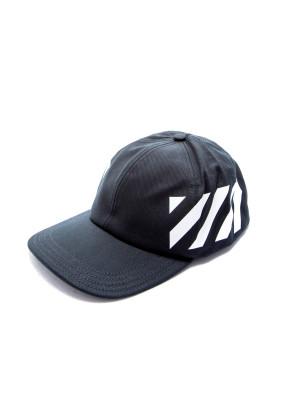 Off White Off White diag baseball cap