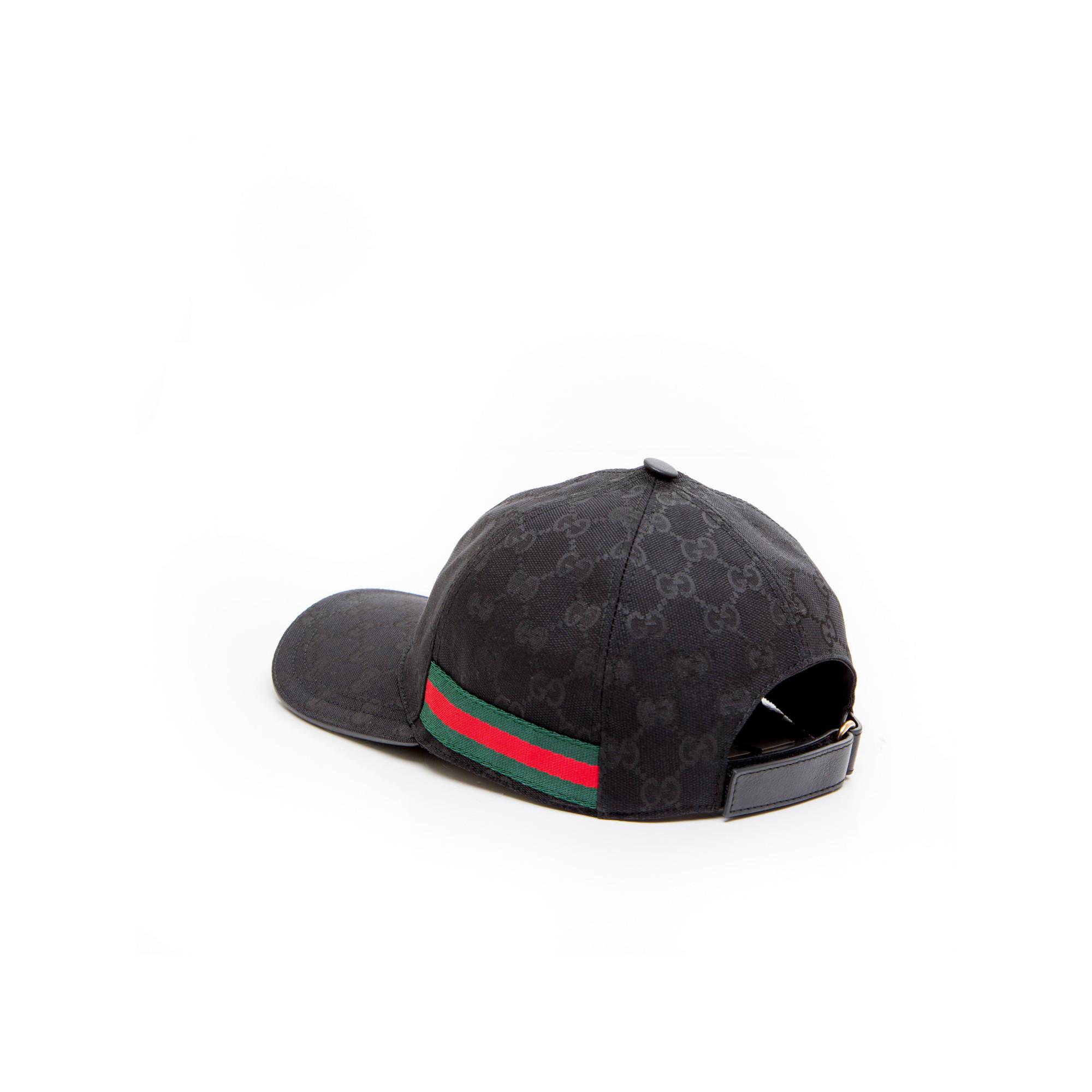 b2fd56f3f Gucci Hat Black | Derodeloper.com