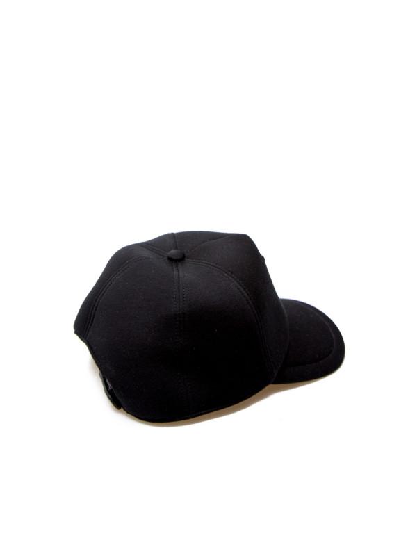 Burberry trucker cap zwart